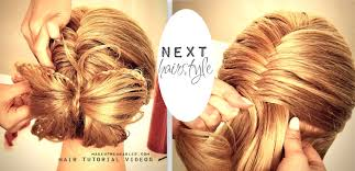 channel update next week u0027s hairstyle tutorial butterfly braid bun