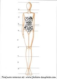 fashion sketch app prêt à template www pretatemplate com let u0027s