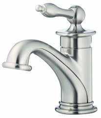 danze d236010 prince single handle lavatory faucet chrome touch