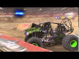 monster energy freestyle monster jam finals xiii