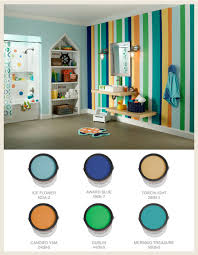 colorfully behr show your stripes