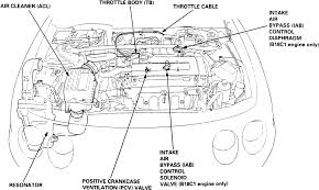 acura integra engine diagram acura engine problems and solutions