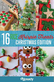 best 25 christmas rice krispies ideas on pinterest christmas