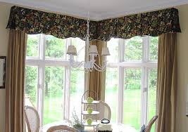 a nook with a view susan s designs curved pleated valance with side panels