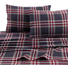 California King Flannel Sheets 170 Gsm Printed Deep Pocket Flannel Sheet Set At Linensbargains Com