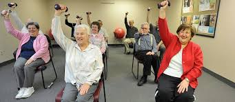 Chair Cardio Exercises 16 Chair Exercises For Seniors U0026 How To Get Started Vive Health