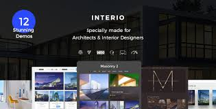 interio v1 1 1 interior design u0026 architecture themelot net