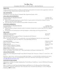 sample resume customer relationship officer example of literature