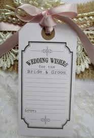 Wedding Wishes Tree Wedding Wishes For The Bride U0026 Groom Vintage Wishing Tree Tags