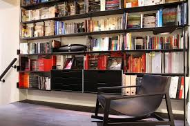 Wall Mounted Book Shelves by Excellent Examples Of A Wall Mounted Bookshelves Interior Design
