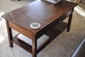 ikea coffee table makeover ellis u0026 page