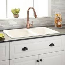 drop in kitchen sink with drainboard 40 manton drop in granite composite sink with drain board white