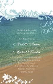 hawaiian themed wedding invitations goes wedding tropical wedding invitations in hawaii s
