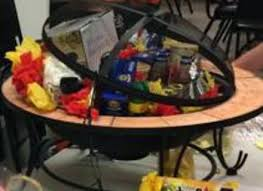 cool gift baskets awesome pit basket for silent auction pinteres pit gift