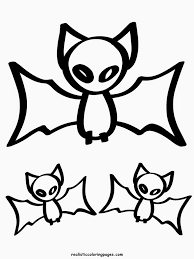 Halloween Bats To Color by Scarry Halloween Coloring Pages Realistic Coloring Pages