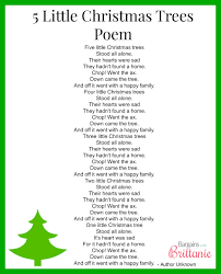Halloween Short Poem Christmas Tree Poems For Kids U2013 Happy Holidays