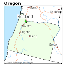 a map of portland oregon best places to live in portland oregon