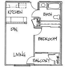 Two Bedroom Floor Plans 1 And 2 Bedroom Floor Plans San Antonio Gardens