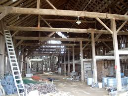 rebirth of the hay barn mobile ranger interior of the original hay barn as it looked in 2005 photo courtesy of the
