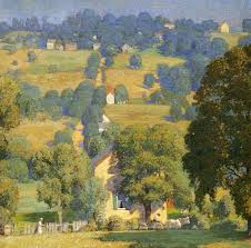 Impressionist Landscape Painting by 51 Best American Impressionism 2 Images On Pinterest American