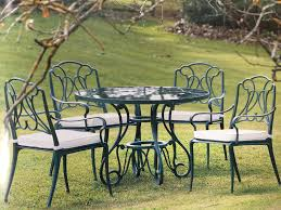 Cast Aluminium Garden Table And Chairs Colonial Castings Cast Aluminium Outdoor Furniture