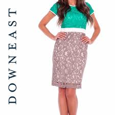 downeast dresses downeast dresses skirts green and gray lace dress poshmark