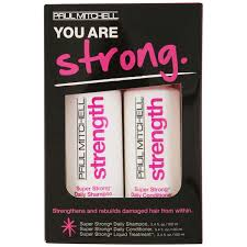 paul mitchell home paul mitchell take home strength kit 3 products worth 25 05