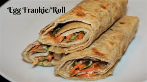 egg roll recipe egg frankie indian street food egg role by harshis