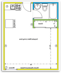 Studio Apartment Floor Plan by Home Design A Typical Floor Plan For Our Studio Apartments