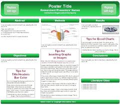 templates for poster presentation download research poster template poster presentation template scientific