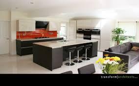 open plan kitchen extension ideas