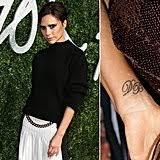 celebrity couples tattoos pictures popsugar celebrity