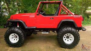 jeep buggy jeep wrangeler yj rock crawler mud buggy