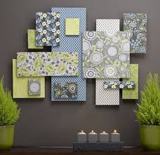 Diy Paintings For Home Decor Best 20 Fabric Wall Decor Ideas On Pinterest U2014no Signup Required