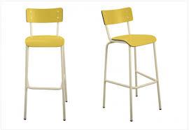chaise de bar cuisine chaise tabouret cuisine tabouret de comptoir marius chaise de bar