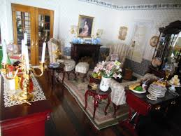 225 best miniature parlor living and dining rooms images on