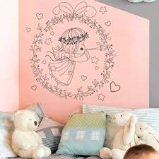 stickers chambre enfant fille stickers chambre enfant fille stickers chambre enfant petit ange