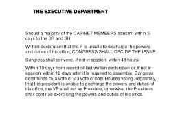 Define Cabinet Departments Article 7 Executive Branch
