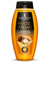 gel argan cosmetics afrodita mystic argan shower gel