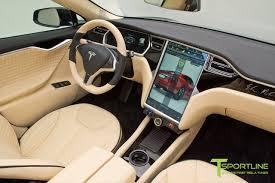 black tesla model s 1 0 custom ferrari creme interior u2013 tagged