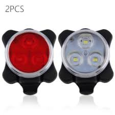 Bright Bike Lights Bike Lights Front And Back Rechargeable Waterproof Price In Singapore