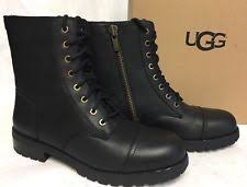 ugg kilmer lace up leather ugg australia s lace up boots ebay