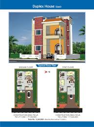 marvelous 1 bhk duplex house plans gallery best inspiration home