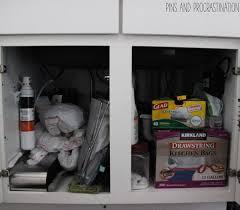 kitchen sink cabinet organizer kitchen sink cabinet organization pins and procrastination