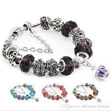 bracelet pandora gold images 17 18 19 20 21cm charm bracelet pandora bracelets for women royal jpg