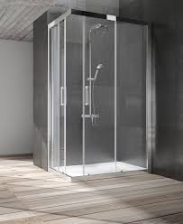 new collection of shower aluminum signed blubleu house italy
