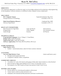Free Military Resume Templates Free Resume Builder For High Students Resume Template And