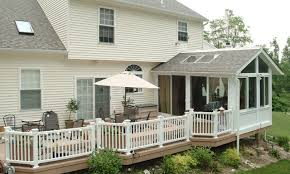 Patio Enclosures Com Patio Enclosures Sunroom Traditional Deck Philadelphia By
