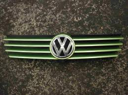 volkswagen polo 1999 volkswagen polo 1999 2003 6n2 front badge grill grille insert