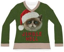 ugly christmas sweater t shirts posters at allposters com